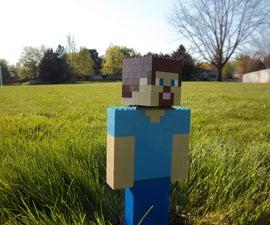 LEGO Minecraft Steve Skin