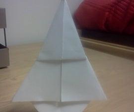 How to make a solar powered LED Christmas Tree