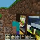 Minecraft PE Secret Wall Trick