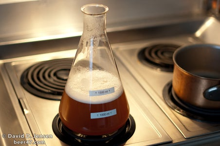 Home Brewing: How to Make a Yeast Starter
