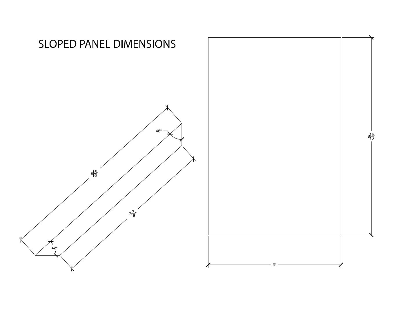 Picture of Cutting Panels With Templates