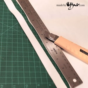 Step 7: Tabs and Strap