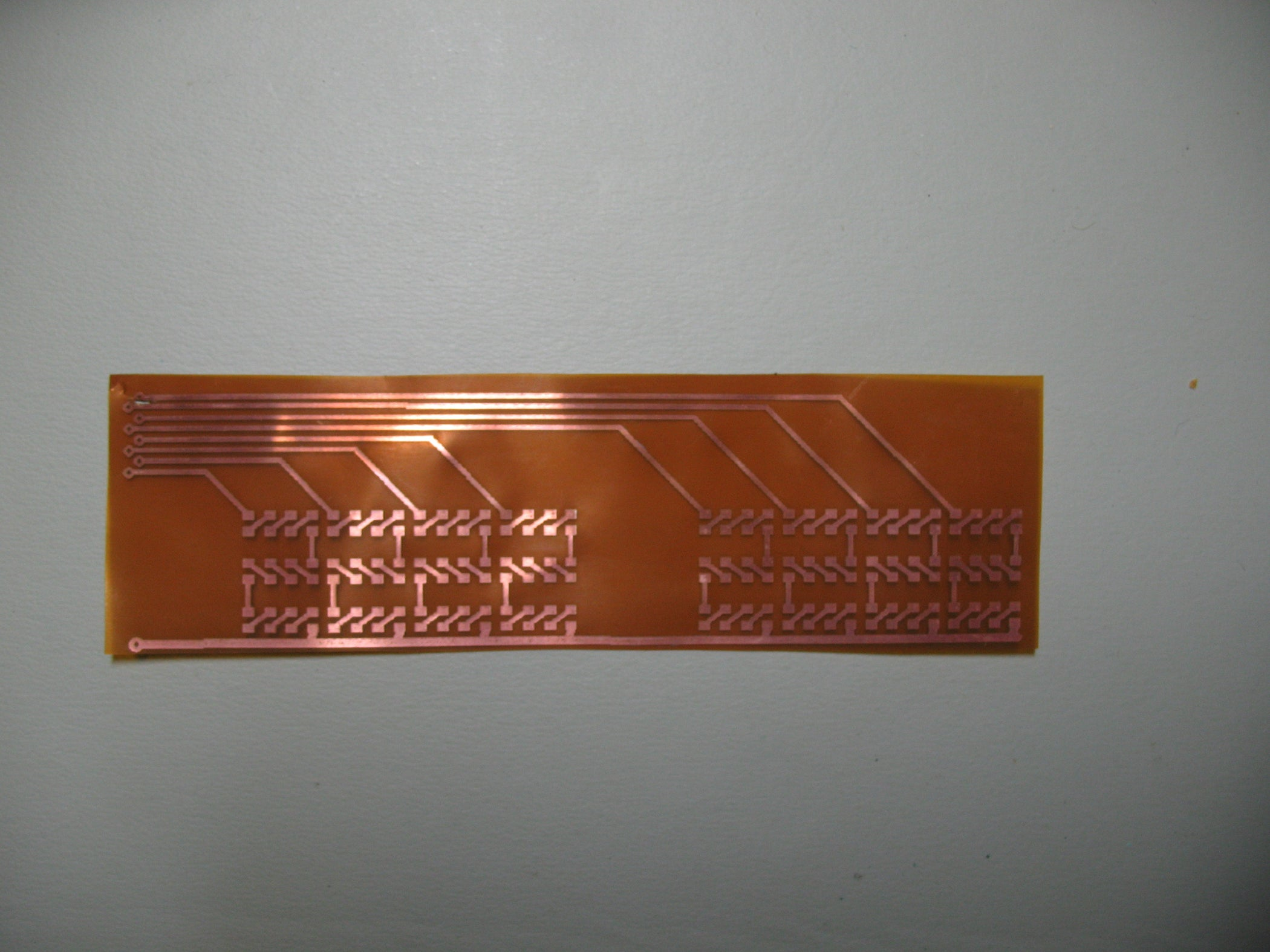 Diy Flexible Printed Circuits 5 Steps With Pictures Build Your Own Circuit Board A Computer Pinterest