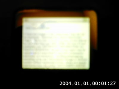 Ebooks in Ipod Notes