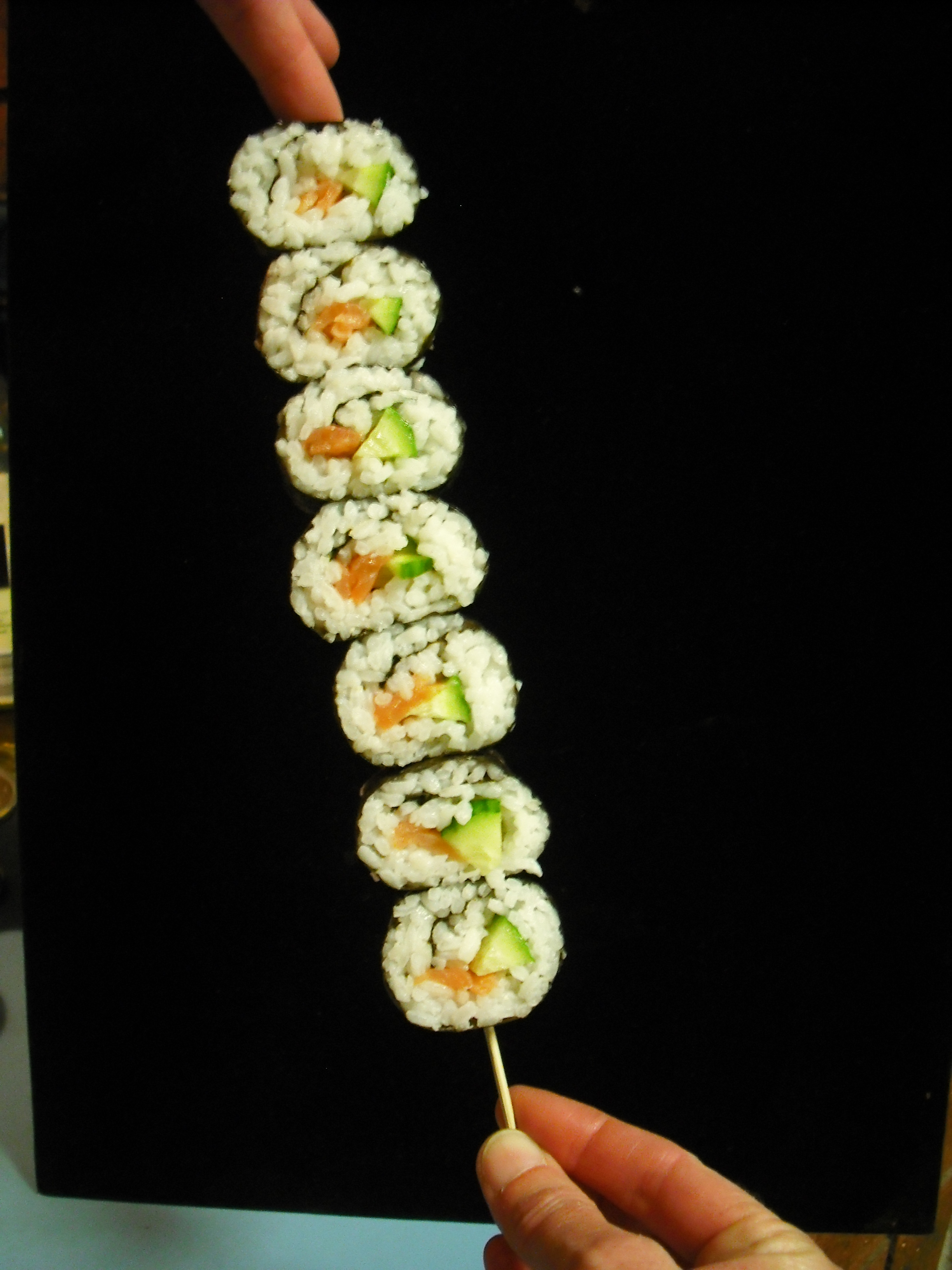 Picture of Sushi on a Stick