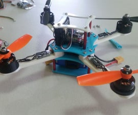 Learn and build a race spec drone