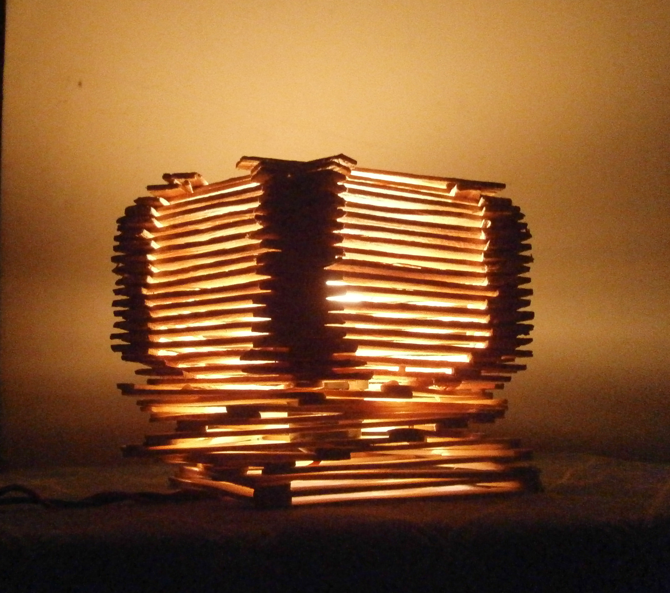 Picture of Popsicle Vintage Lampshade