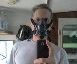 Welding Helmet Respirator