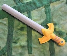 Hero of Legend Foam Sword