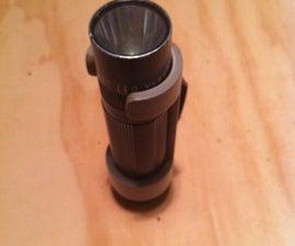 Mag-Lite LED XL50 PVC Holster