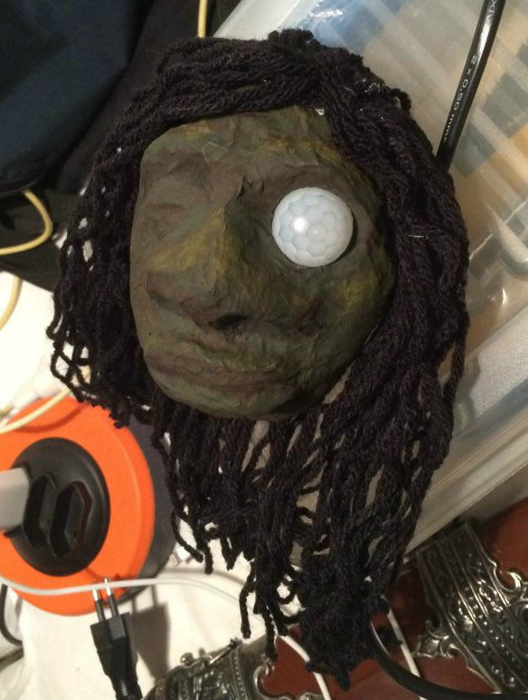 Picture of Hotel Transilvania Shrunken Head