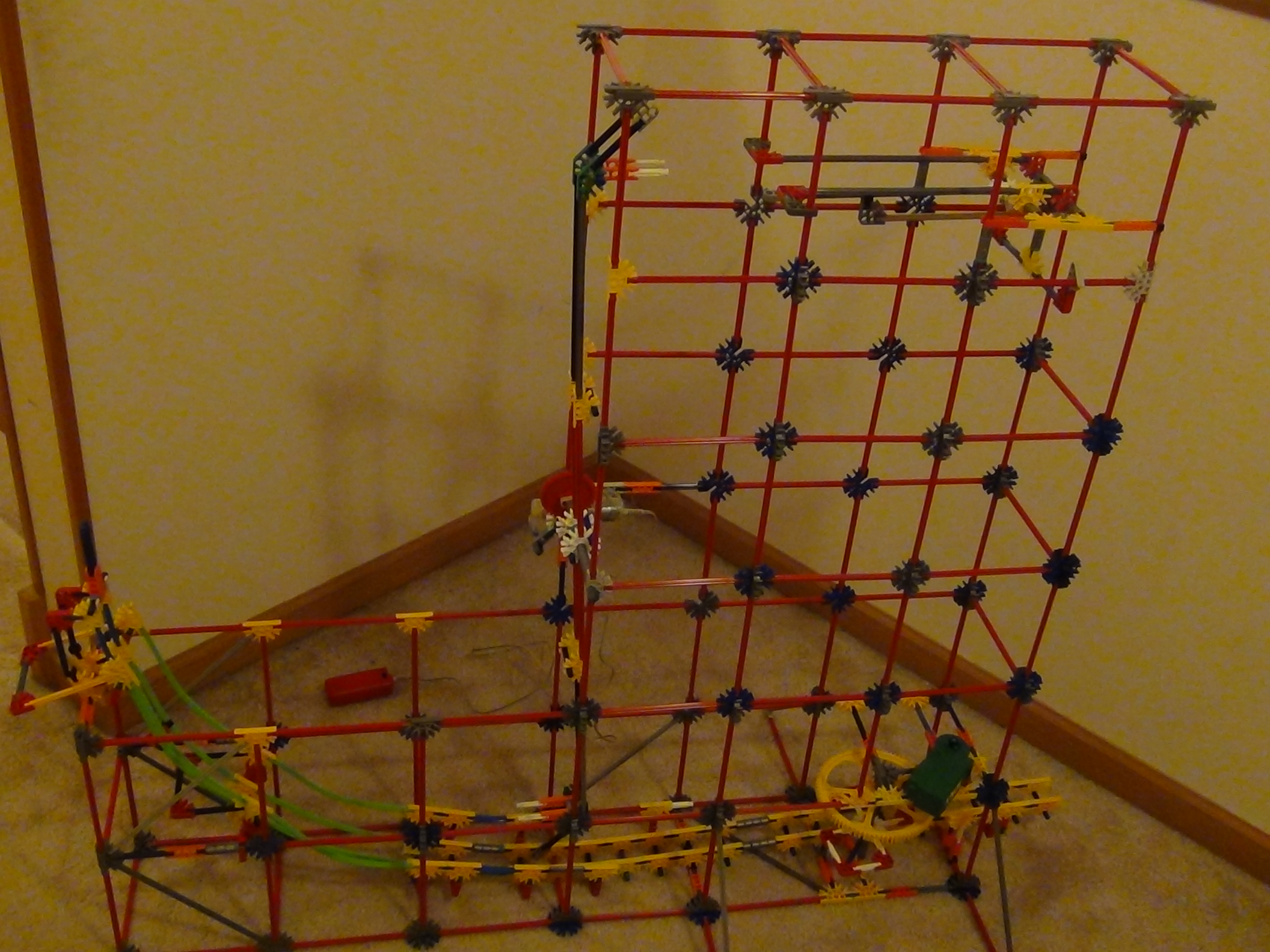 Picture of KNEX Modified Arm Lift