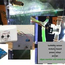 A Simple Turbidity Monitor and Control System for Microalgae
