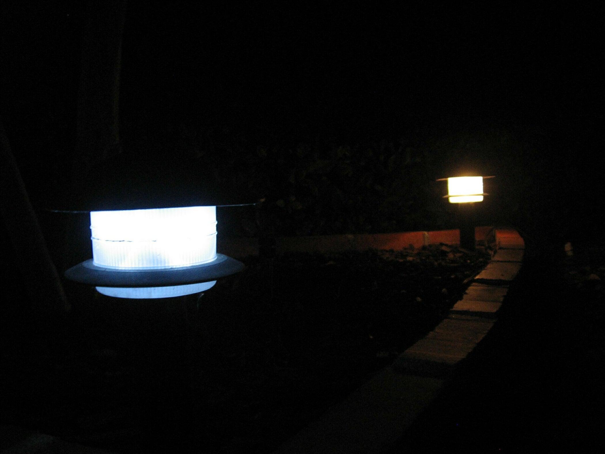 DIY LED Replacement Bulbs for 12 Volt Landscape Lighting ...