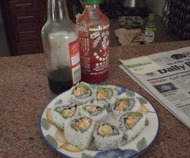 make easy sushi