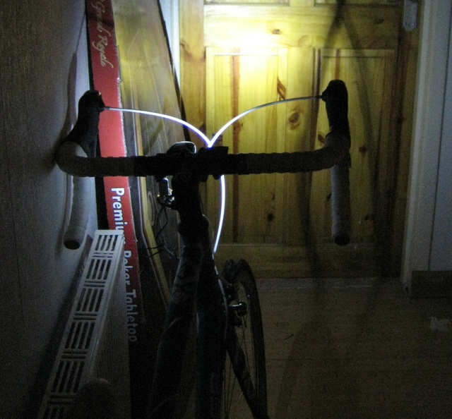 Picture of Rechargeable Bike Light Set With Bottle Battery