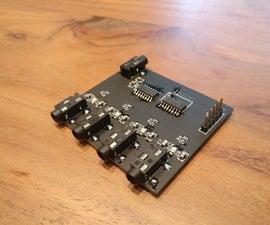 Audio Switcher (Arduino)