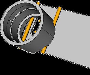 Adaptador LG-G5 a Swarovski ATS-80