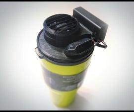 CUP TOP AIR CONDITIONER