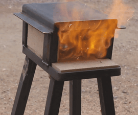 Make a Propane Forge for $50!