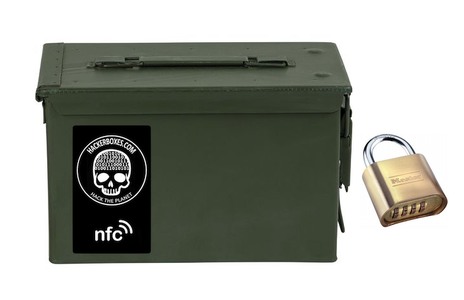NFC in Geocaching