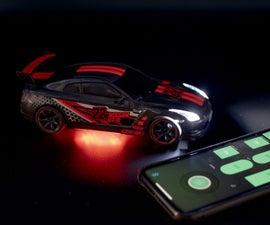Turning Any R/C Car Into a Bluetooth App Control R/C Car