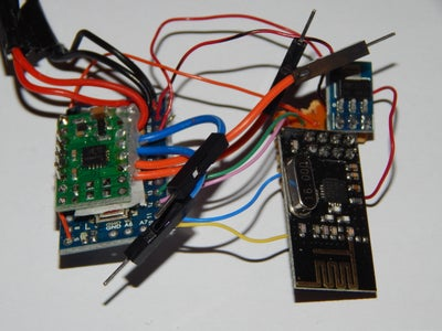 Wiring the Modules