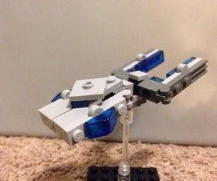 Mini Lego Transformers: Ultimum Finem