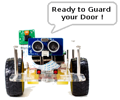 Agent KK : Defend Your Room From Unauthorized Intruders!