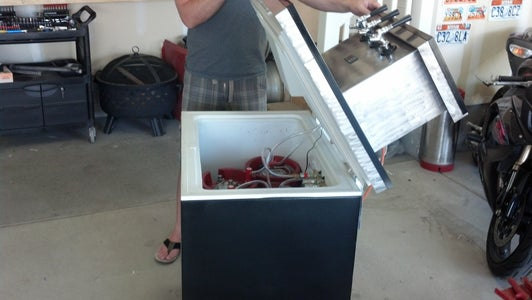 Add Fan, Trim, Clearcoat and Drink Your First Homebrew!!