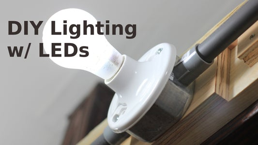 Make Your Own Design W/ DIY LED Lighting