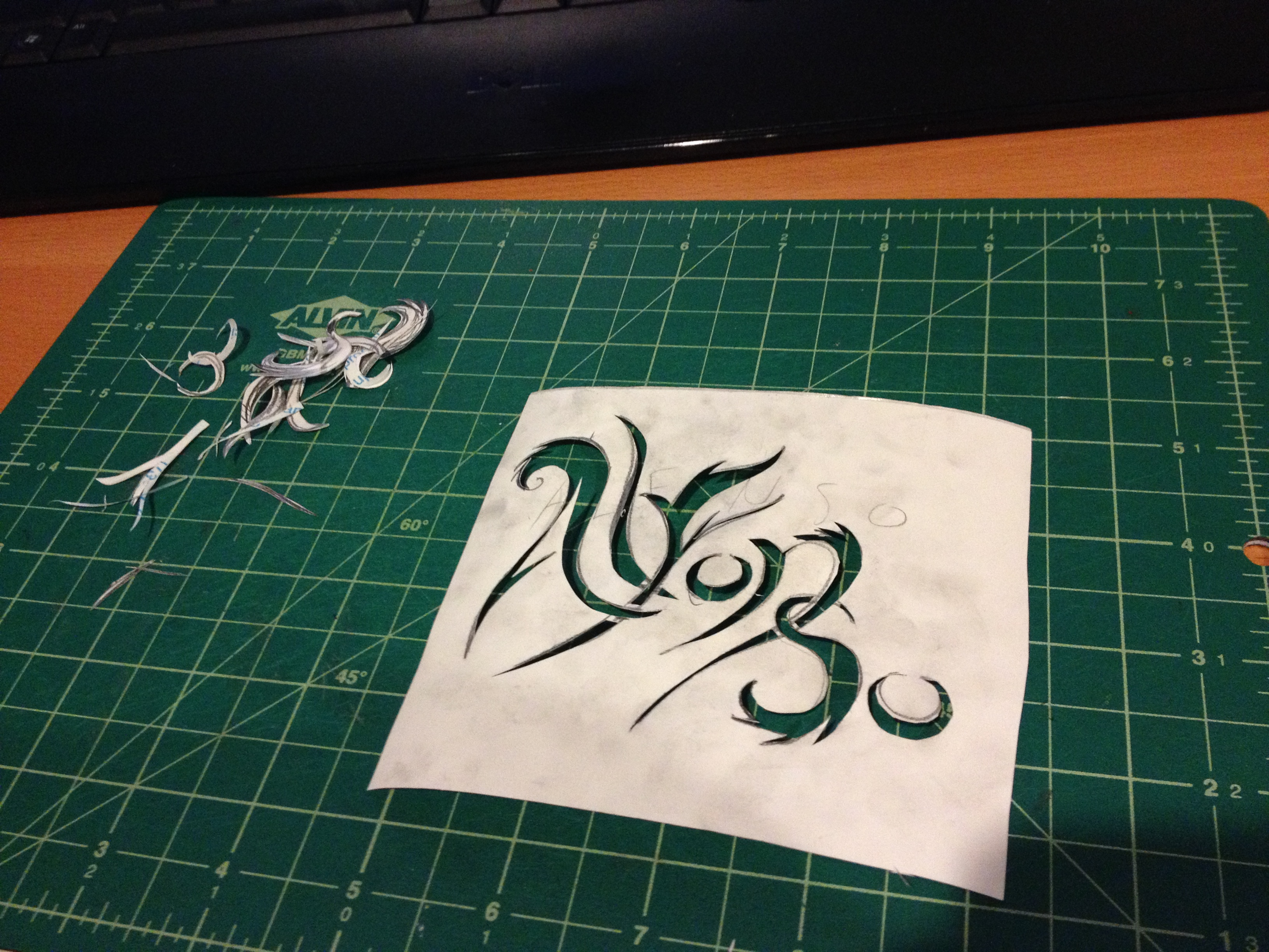 Picture of Glass Etching