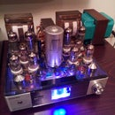 My Tube Amplifier.