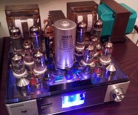 My Tube Amplifier.