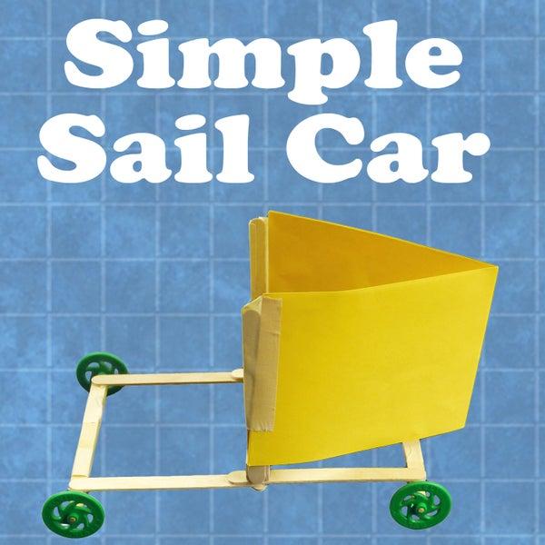 Simple Sail Car