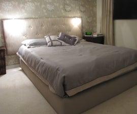 Cheap & Chic Platform Bed