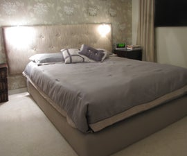 Cheap & Chic Platform Bed