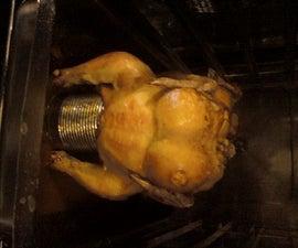 Roast Lemon & Beer Chicken