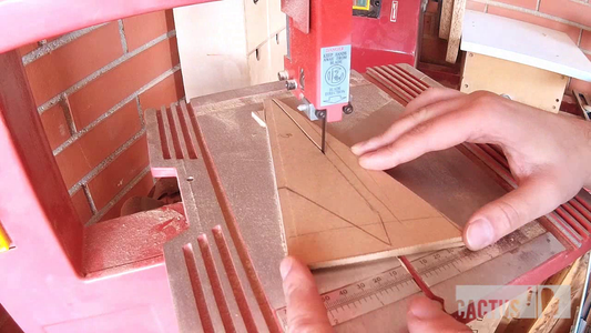 Make a Paper Plane and Use It As a Template