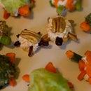 Cheese Ball Turtles