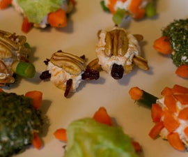 Cheese Ball Turtles