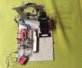 DIY Spectrometer) Explore the Unknown ->