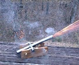 Black Powder Cannon