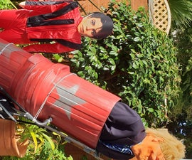 How to Fire Donald Trump Out of a Cannon - Human Cannonball Fancy Dress