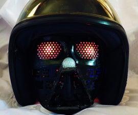 Talking Darth Vader Helmet