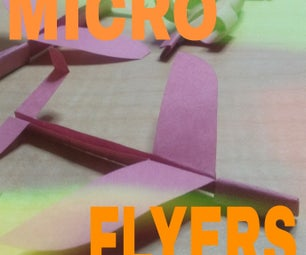 How to Build a Micro Flyer