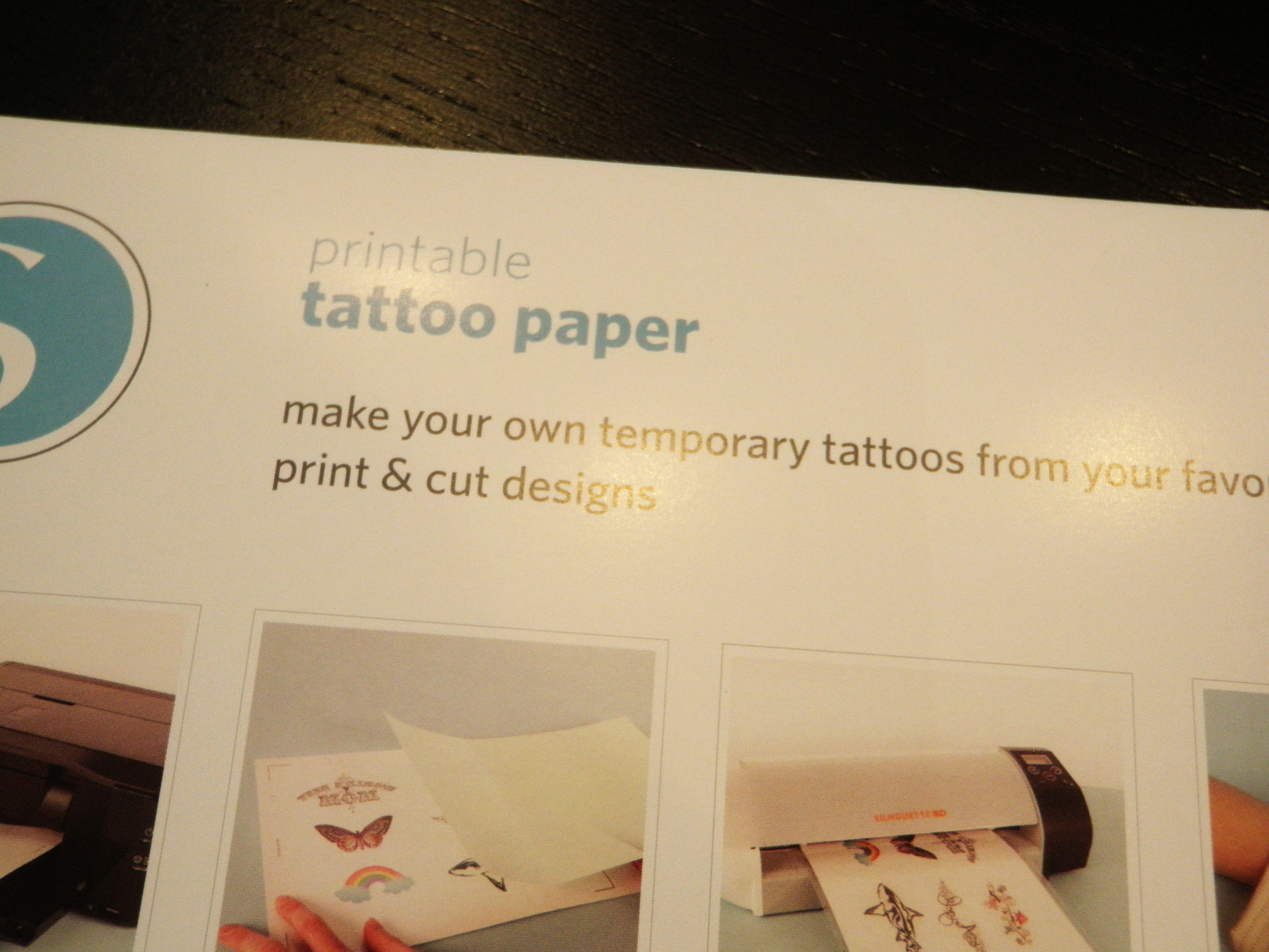 Picture of DIY Tattoo