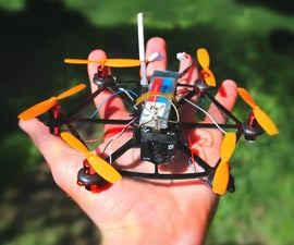 How to Make a Micro Hexacopter