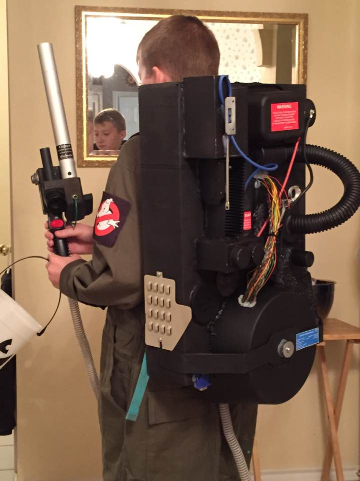 Picture of Ghostbusters Proton Pack