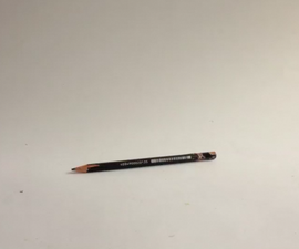 How to Mend a Pencil